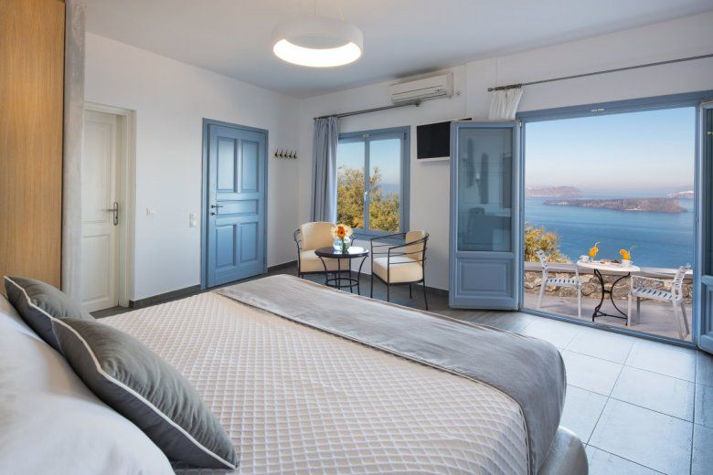 Apanemo Hotel Suites Apartments In Santorini Greece